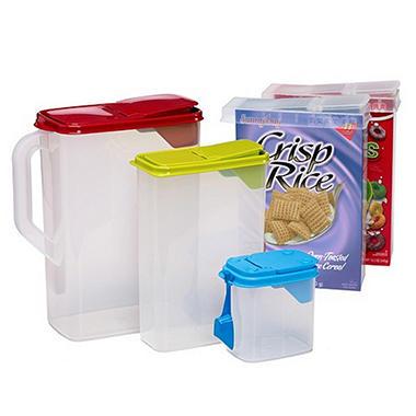 Buddeez® Cereal Dispenser Set - 8 pc.
