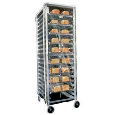 Advance Tabco Pan Rack Clear Cover (50 ct.)