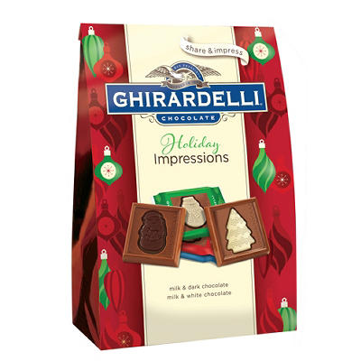 Ghirardelli Holiday Impressions (19.4 oz.)