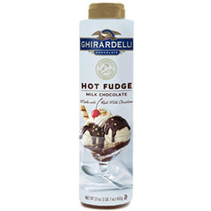 Ghirardelli Hot Fudge Squeeze Bottle (23 oz.)