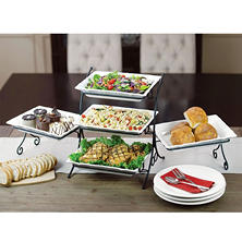 3-Tier Buffet Server