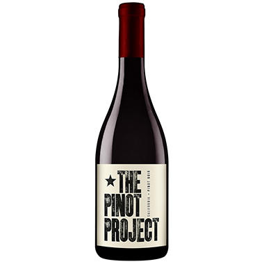 +THE PINOT PROJECT PINOT NOIR 750ML