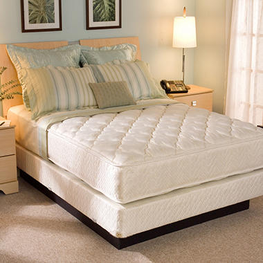 Serta  Concierge Suite Firm Mattress - Cal King - 3 pk.