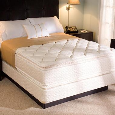 Serta  Concierge Suite Pillow Top Mattress - Full XL - 6 pk.