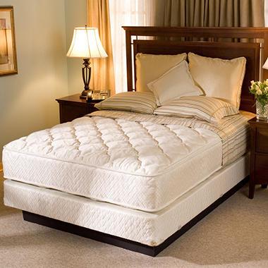 Serta  Presidential Suite Plush Mattress - Cal King - 6 pk.