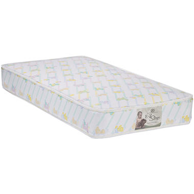 Serta EZ Sleep Crib Mattress Sam s Club