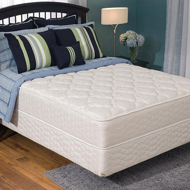 Serta Tivoli Firm Mattress Set - Select Queen, King or Cal King