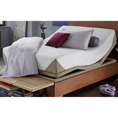 Serta iComfort® Genius Adjustable Mattress Set - Full XL