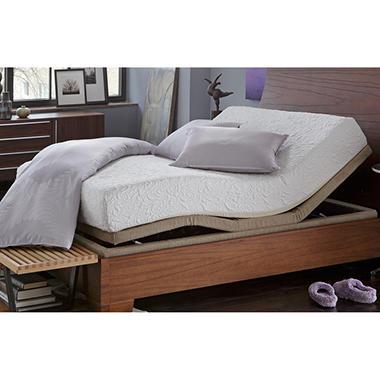 Serta iComfort® Prodigy Adjustable Base Mattress Set - Twin XL