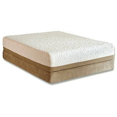 Serta iComfort® Prodigy Low Profile Mattress Set - Cal King