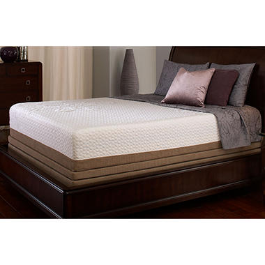 Serta® iComfort® Renewal Refined Low Profile Mattress Set - Full