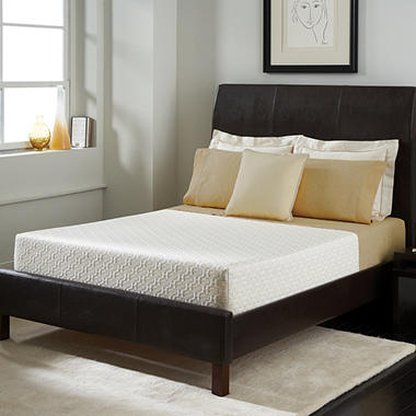 "Serta Roma Premium Memory Foam 10"" Mattress - Full"