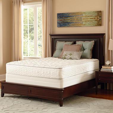 Serta Perfect Sleeper Aberdeen Firm Mattress Set - Twin XL