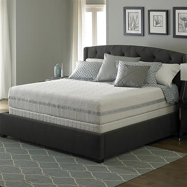 Perfect Day iSeries by Serta Enjoyment Mattress Set ? Queen