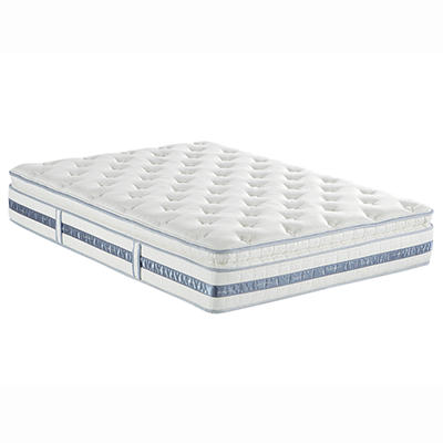 Serta Perfect Sleeper Glenrose Plush Super Pillowtop Mattress - Queen