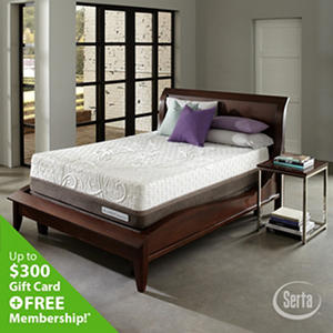 Serta iComfort Directions Epic Mattress Set (Various Sizes)