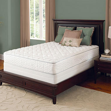 Serta Perfect Sleeper Westmont Plush Mattress Set - Twin