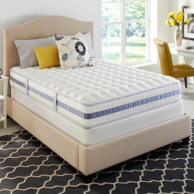 Perfect Sleeper Portland Firm Mattress Set - Full
