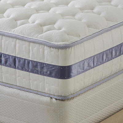 Perfect Sleeper Portland Firm Mattress Set - Queen