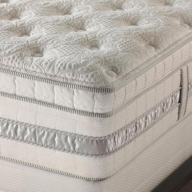Serta Perfect Sleeper Meadowfield Plush Mega Eurotop Mattress - Cal King