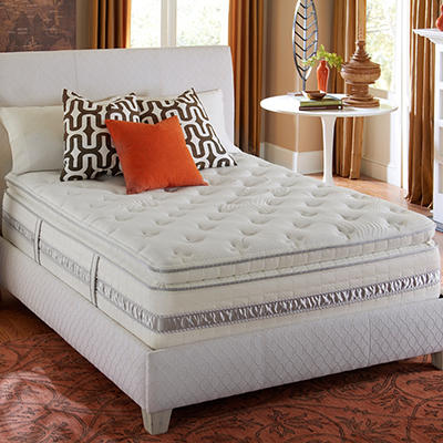 Perfect Sleeper Kingsdale Luxury Super Pillowtop Mattress - King
