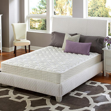Sertapedic Euclid Firm Mattress - Full