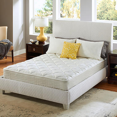Sertapedic Belden Plush Mattress - Twin