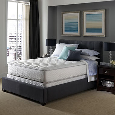 Serta Perfect Sleeper Concierge Suite II Firm Mattress Set - Full - 2pk