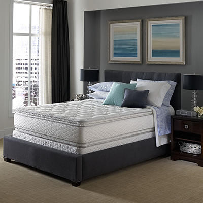 Serta Perfect Sleeper Concierge Suite II Pillowtop Mattress Set - Queen 2-Pack