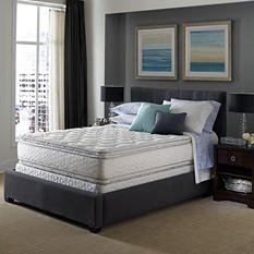 Serta Perfect Sleeper Concierge Suite II Pillowtop Mattress Set - Full XL 2-Pack