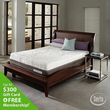 Serta iComfort Directions Inception Mattress Set - Queen