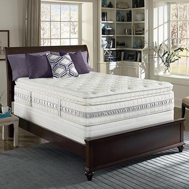 Serta Perfect Sleeper Wincroft Luxury Super Pillowtop Mattress Set - Full