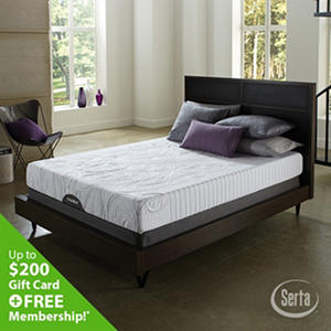 Serta iComfort Insight Everfeel Mattress Set (Various Sizes)