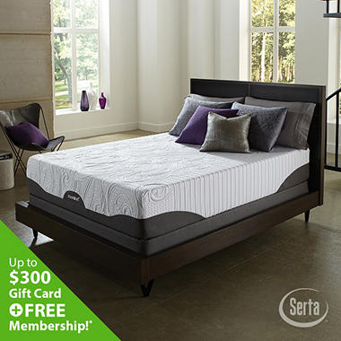 Serta iComfort Prodigy Everfeel Mattress Set (Various Sizes)