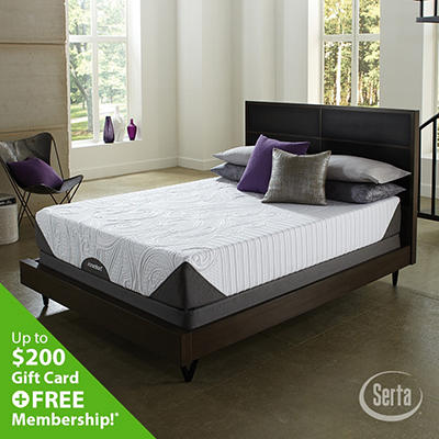 iComfort Genius Everfeel Mattress Set - Cal King