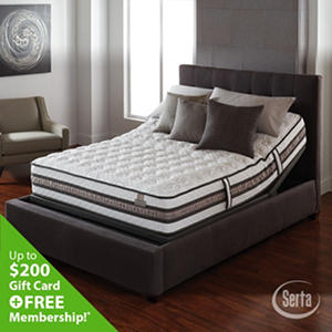 Serta iSeries Vantage Plush Mattress - Queen