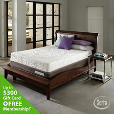 iComfort Directions Epic Motion Perfect II Adjustable Foundation Mattress Set - Queen