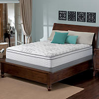Serta Perfect Sleeper Wynstone Cushion Firm Eurotop King Mattress Set