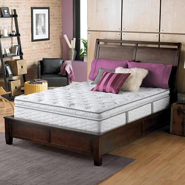 Sale Serta Perfect Sleeper Danesmoor Plush Super