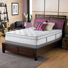 Serta Perfect Sleeper Danesmoor Plush Super Pillowtop Mattress (Club Pickup)