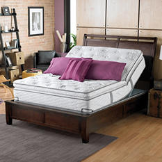 Serta Perfect Sleeper Danesmoor Plush Super Pillowtop Mattresses and Adjustable Sets (Various Sizes)