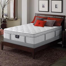 Serta Perfect Sleeper Ridgemont Luxury Super Pillowtop Mattresses and Mattress Sets (Various Sizes)