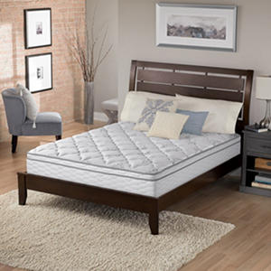 Serta Perfect Sleeper Chasefield Plush Eurotop Mattress (Various Sizes)