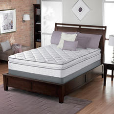 Serta Perfect Sleeper Torrington Super Pillowtop Queen Mattress Set