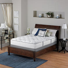 Serta Perfect Sleeper Dellridge Plush Mattresses and Sets (Various Sizes)