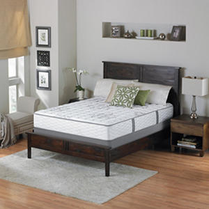 Serta Perfect Sleeper Lancaster Firm Mattress Set
