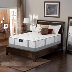 Serta Perfect Sleeper Braymore Luxury Plush Queen Mattress Set