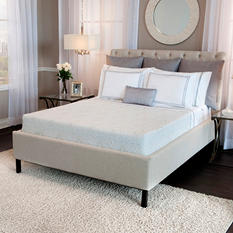 "Serta Rialto 12"" Premium Gel Memory Foam Mattresses and Sets (Various Sizes)"