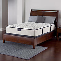 Serta Perfect Sleeper Castleview Firm Queen Mattress Set
