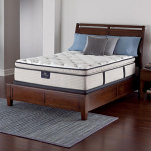Serta Perfect Sleeper Castleview Cushion Firm Pillowtop California King Mattress Set